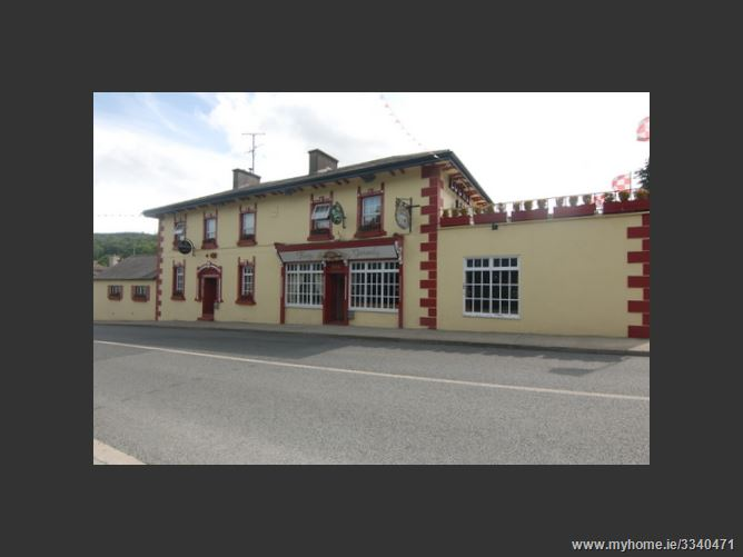 Kings Public House and Residence, Glenealy, Wicklow