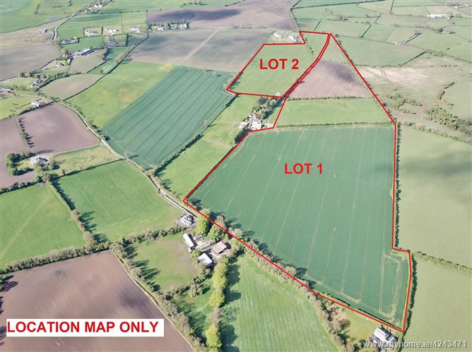 Land c. 67.8 Acres/ 27.5 HA., In One or Two Lots, Rahoonbeak, Colbinstown, Kilcullen, Kildare