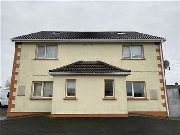 Apartment 1, 117 Claremont Park, Circular Road, Rahoon, Galway City