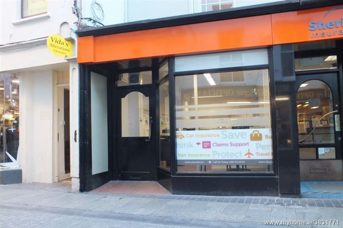 Retail Unit at 91 North Main Street, Wexford Town, Wexford