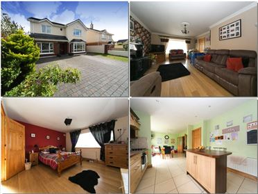 Main image of 38 Aghnaharna Drive, Stradbally Road, Portlaoise
