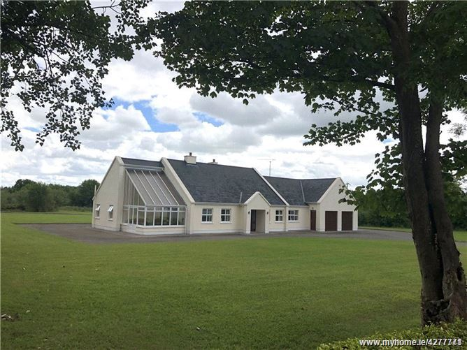 Main image for Commercial Fishery and Detached residence, Rooskey, Longford