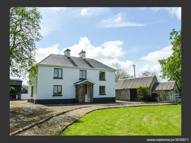 Cammagh Cottage, BALLINAMUCK, COUNTY LONGFORD, Rep. of Ireland