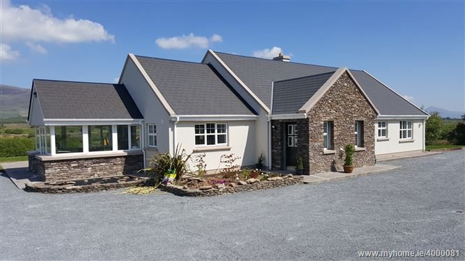 Ref 721 - Detached Bungalow, Garrannafulla, Waterville, Kerry
