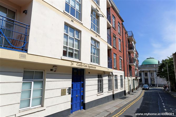 55 Castle Gate Aparrtments, Dame Street, Dublin 2
