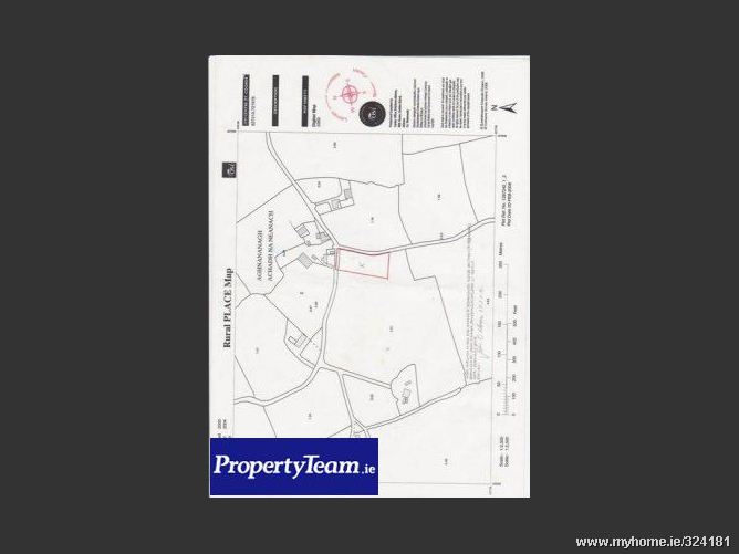 Circa Three 0.75 Acre Sites, Aharney, Tullamore, Offaly