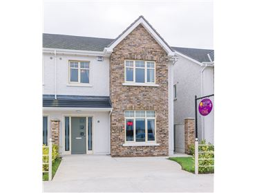 Main image of The Oak - 4 Bed Semi Detached House, Brocan Wood, Dublin Road, Monasterevin, Kildare