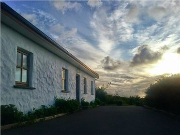 Photo of White Strand Cottage, Rusheenduff, Renvyle, Co. Galway