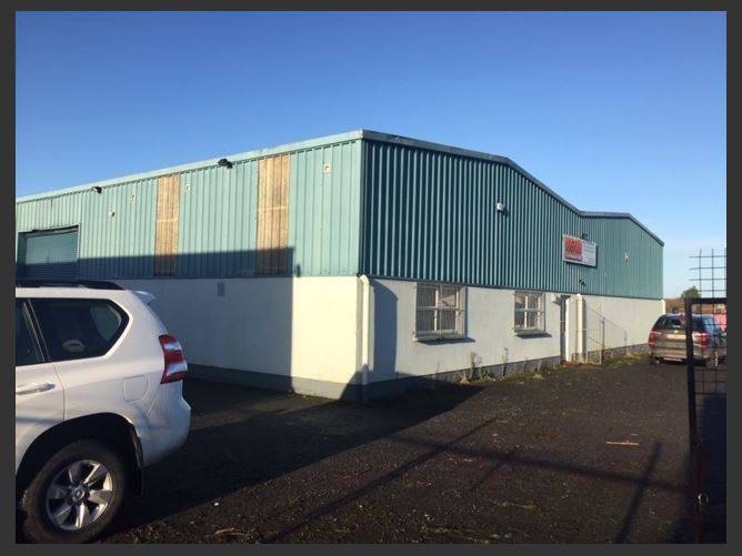 Zone B, Mullingar Business Park