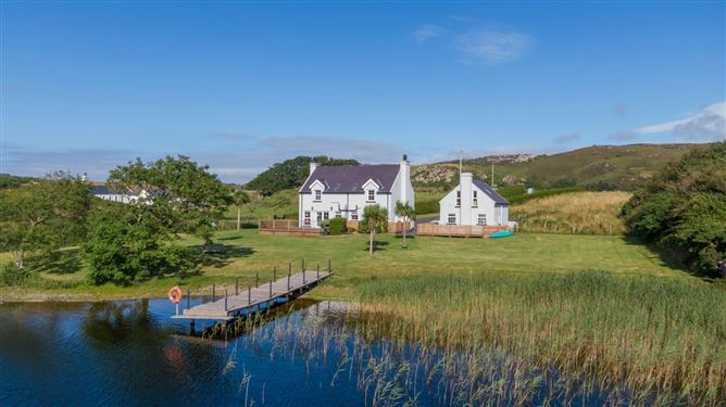 Main image for Lakeside Cottage, Fanad, Donegal