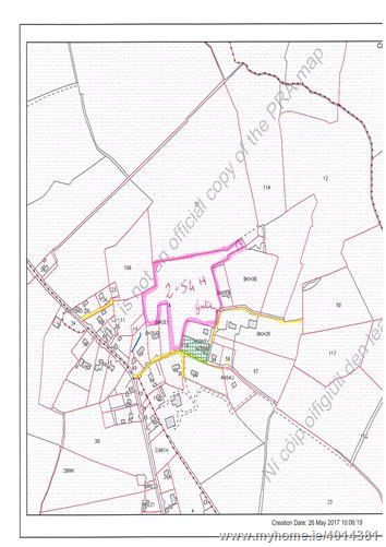 Ballynastraw, Glenbrien, Enniscorthy, Wexford