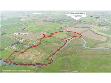 Main image of c.33.33 Acres, Stranacarry, Kilcurry, Dundalk, Louth