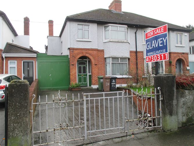 Main image for 24 Old County Road, Crumlin, Dublin 12