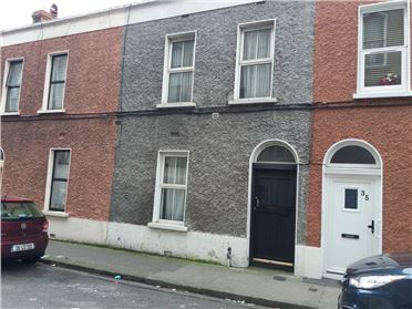 Main image of 34 William Street North, Ballybough, Dublin 3