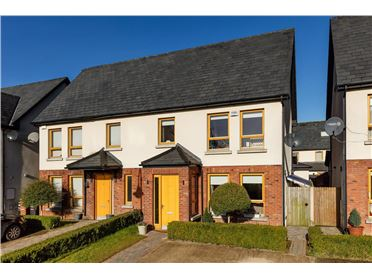 Photo of 3 Chapelwood Crescent, Hollystown, Dublin 15, D15 W729