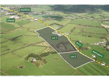 Photo of Boherboy, Dunlavin, Co. Wicklow - Approx. 31 acres (12.54ha) in lots, Dunlavin, Wicklow