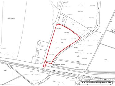 Main image of Land comprised within Folio RN25436, Strokestown, Co. Roscommon