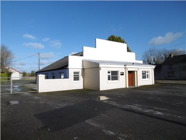 Main image of Workshop & Commercial Yard for Lease at Rosegreen Road, Red City , Fethard, Tipperary