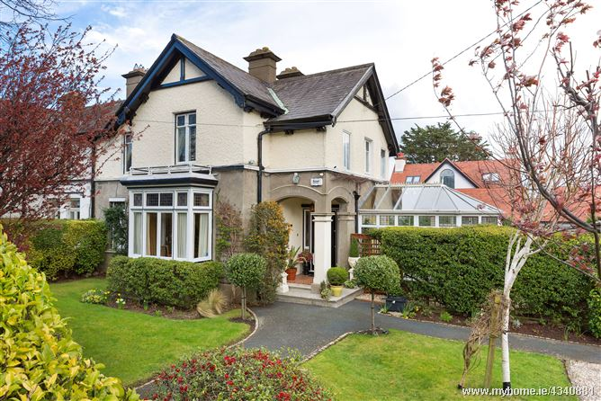 """Main image for """"The Nook"""", St. Vincent's Road, The Burnaby, Greystones, Co. Wicklow"""