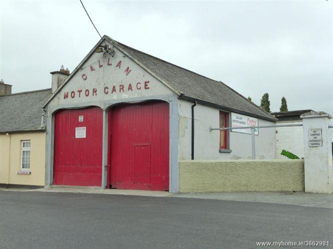 Callan Motor Garage, Green Lane, Callan, Kilkenny