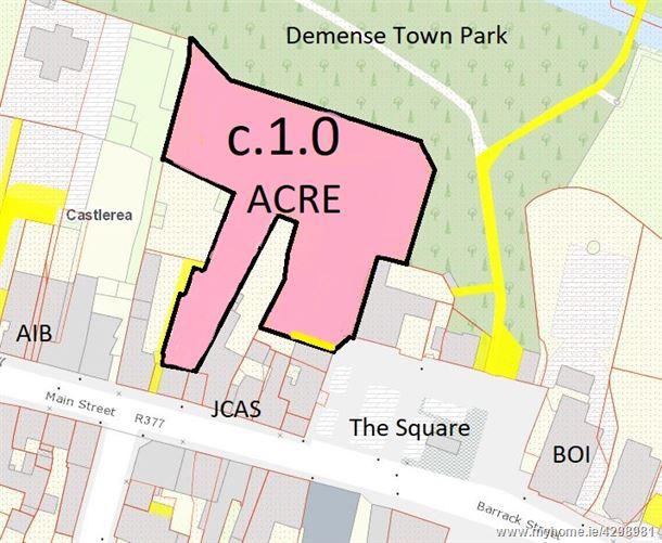 Main image for The Square, Castlerea, Roscommon