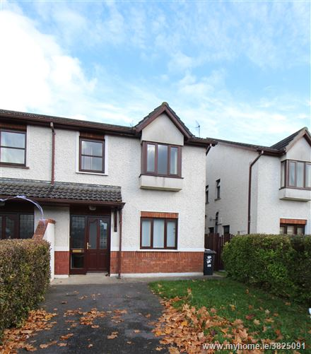 18 Fortbarrington Drive, Dunbrinn, Athy, Kildare