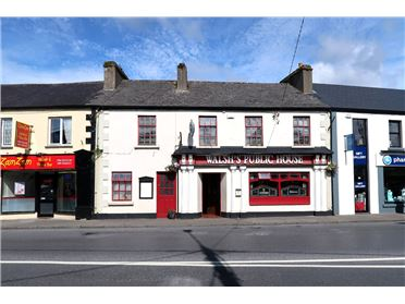 Photo of Long Established 7 Day Licensed Premises, The Square , Charlestown, Mayo