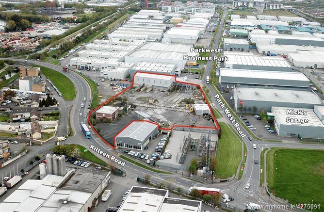 1.14 Ha site at Killeen Road Killeen Road, Ballyfermot, Dublin 10, D12 C786