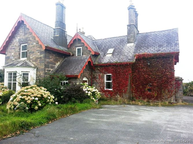 Ref 153 - Cable Station Manor House, Cable Station, Waterville, Kerry