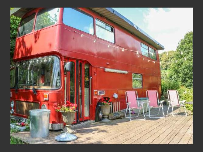 Main image for The Red Bus!, NEWNHAM-ON-SEVERN, United Kingdom