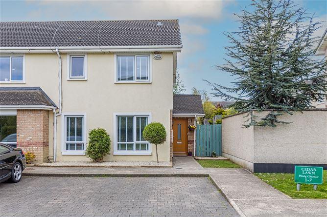 Main image for 1 Cedar Lawn, Ridgewood, Swords, County Dublin, K67KD96