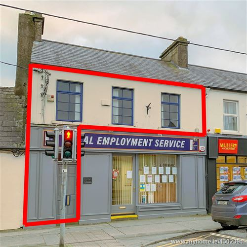 Main image for 1st Floor Offices, 108 Prospect Hill, City Centre, Galway City