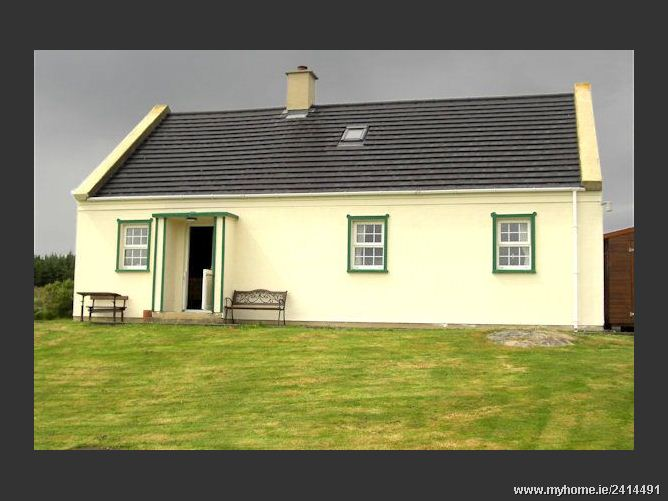 Tully Cottage - Dungloe, Donegal