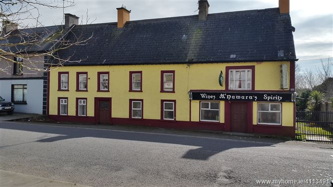 "Photo of ""Tierneys Bar"", Main Street, Shinrone, Offaly"