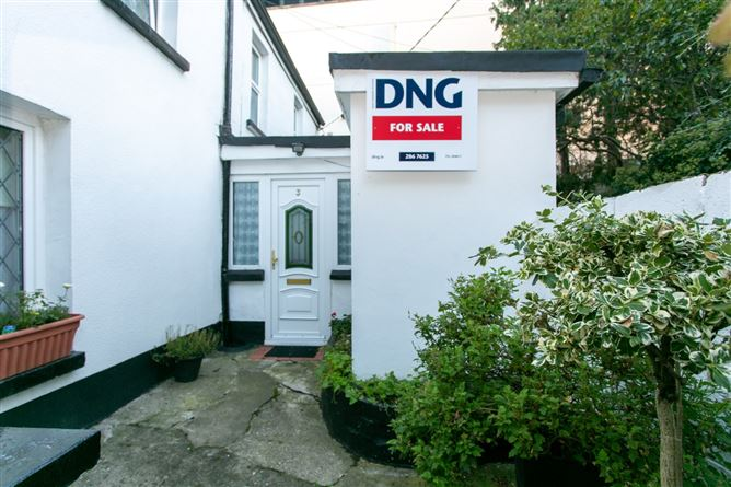 Main image for 3 Shankill View, Seapoint Road, Bray, Co. Wicklow