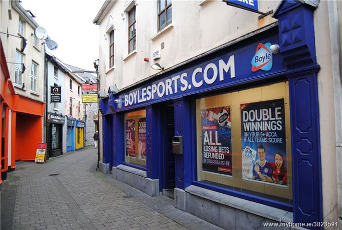 Retail Investment, 5 Chapel Lane, Ennis, V95 VF82