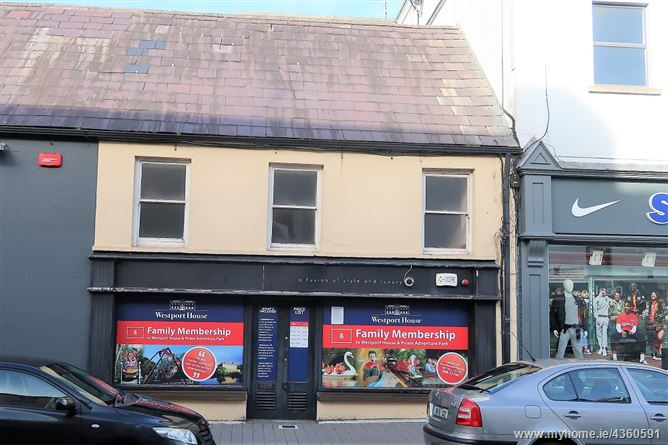 Main image for Prime Retail Unit ,Ellison Street, Castlebar, Mayo
