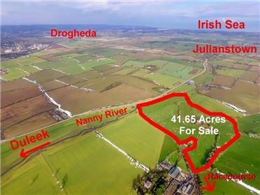 Photo of 41.65 Acre Farm, Bellewstown Bridge Farm, Bellewstown, Meath