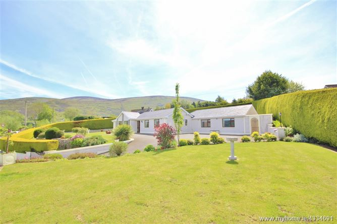 """The View"", Residence with Exceptional Lake Views, Ballyknockan"