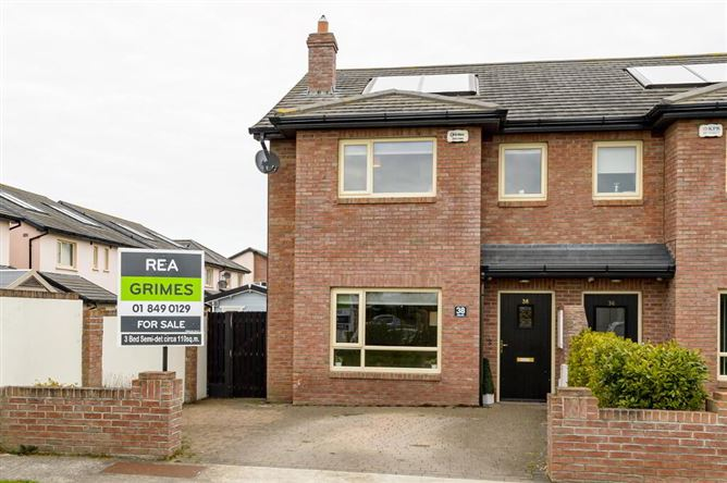 Main image for 38 Forge View, Lusk, County Dublin, K45YT66