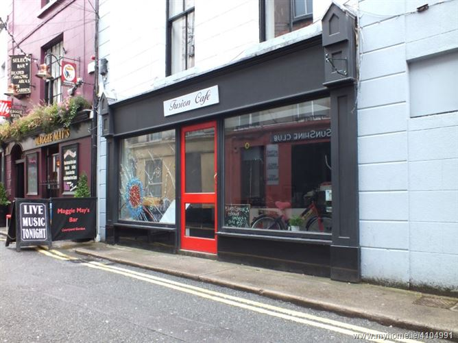Former 'Fusion Cafe', 19 Monck Street, Wexford Town, Wexford