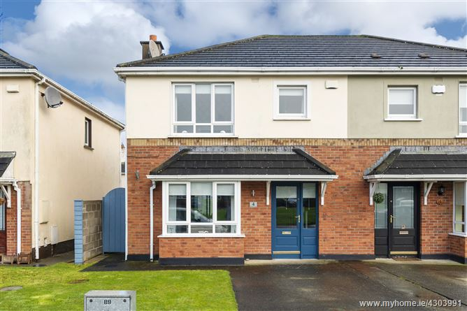 4 Rochford Avenue, Bakers Walk, Kilcock, Co. Kildare