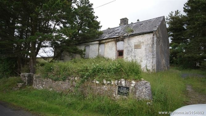 Old Curratavey School Glangevlin Co Cavan