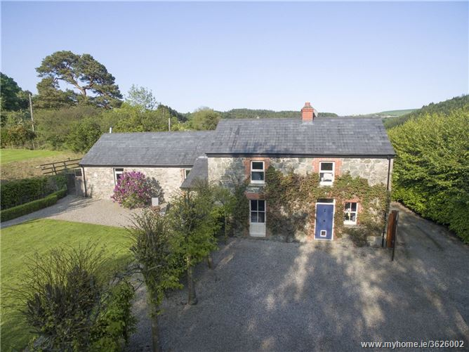 Photo of The Old School House, Avoca, Co. Wicklow.