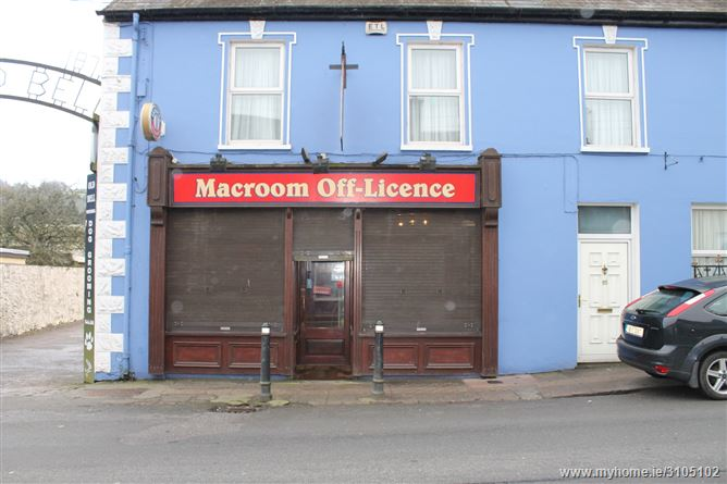 Main image for The Old Bell Shop Unit, Macroom, Cork