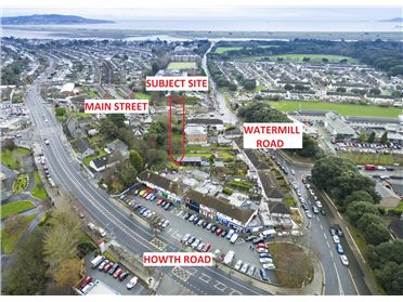 Main image of Development Site c. 0.487 acres  to the Rear of Howth Road/Watermill Road, Raheny, Dublin 5