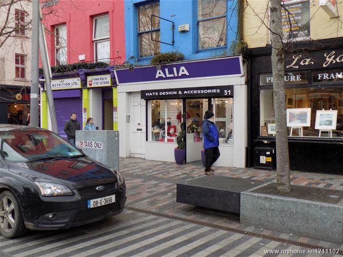 'Alia' No 31 Grand Parade, Cork City, Cork