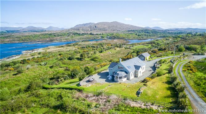 The Hollies, Rossmore Island, Tahilla, Sneem, Co Kerry