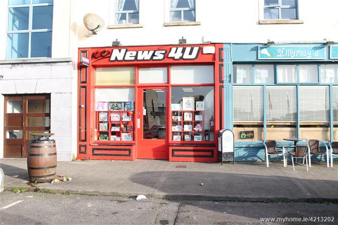 """""""News 4 U"""", Main Street, Moate, Westmeath"""