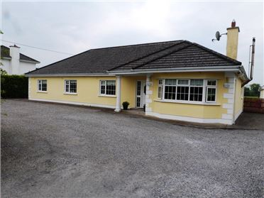 Photo of Detached Bungalow Residence at Kilcarrig, Bagenalstown, Carlow